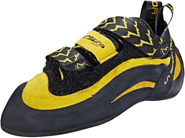 La Sportiva Miura VS - Pies de gato - amarillo/negro
